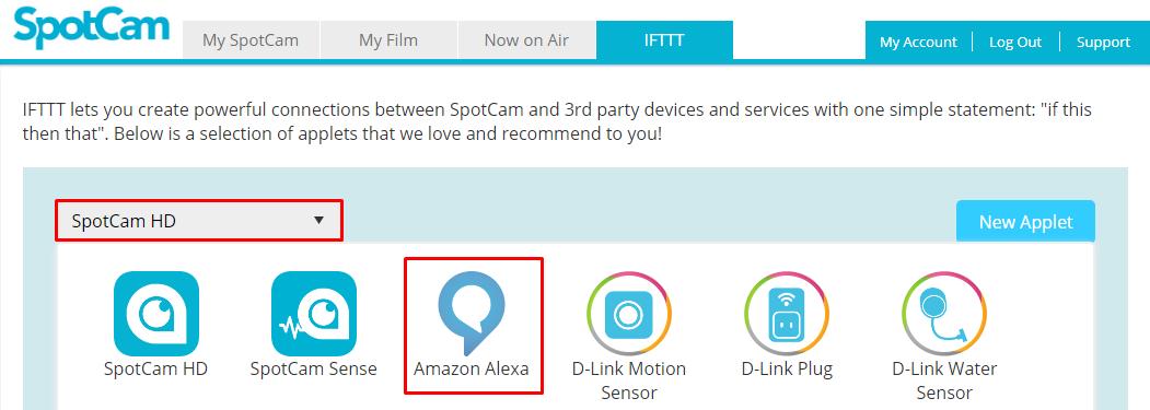 web_myspotcam_IFTTT_search
