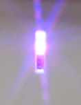 LED bright purple light