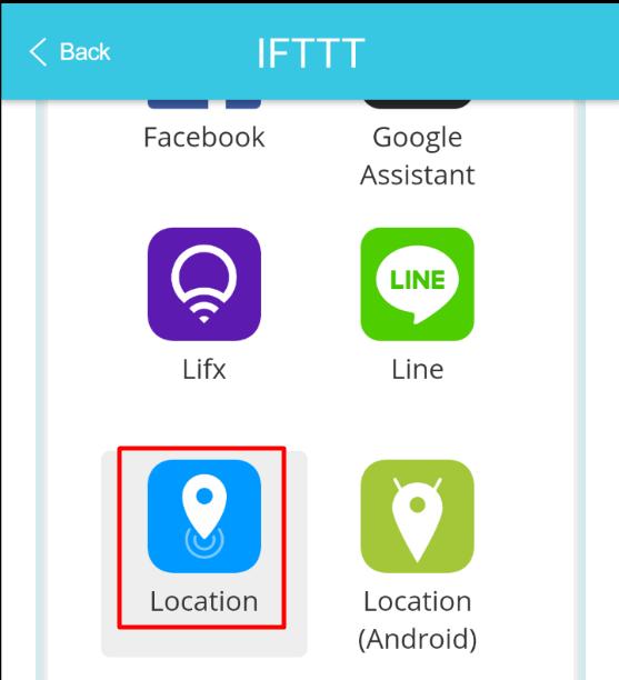 IFTTT filter
