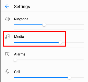 Media volume_en